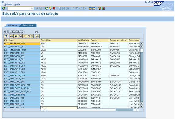ABAP Zombie » BADI's, User-exits, Enhancements… como