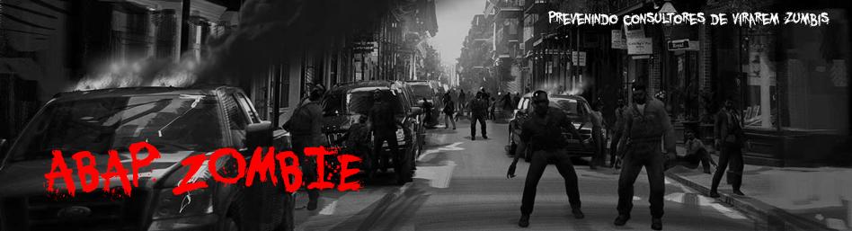 ABAP Zombie