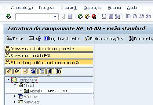 Componente Standard BP_HEAD